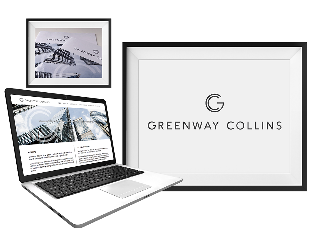 Greenway Collins Brochure |  Stationery