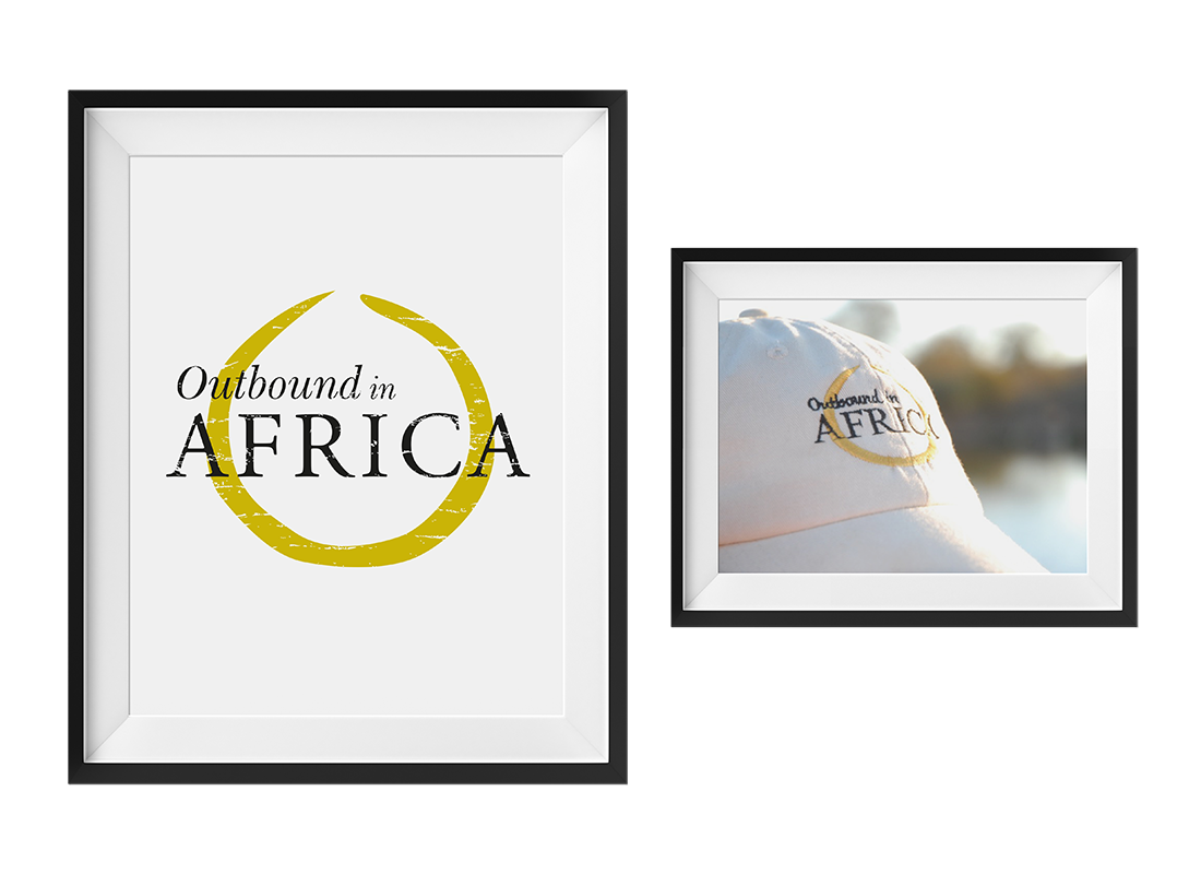 Outbound In Africa  Advertising |  Business Cards | Leaflets |  Clothing