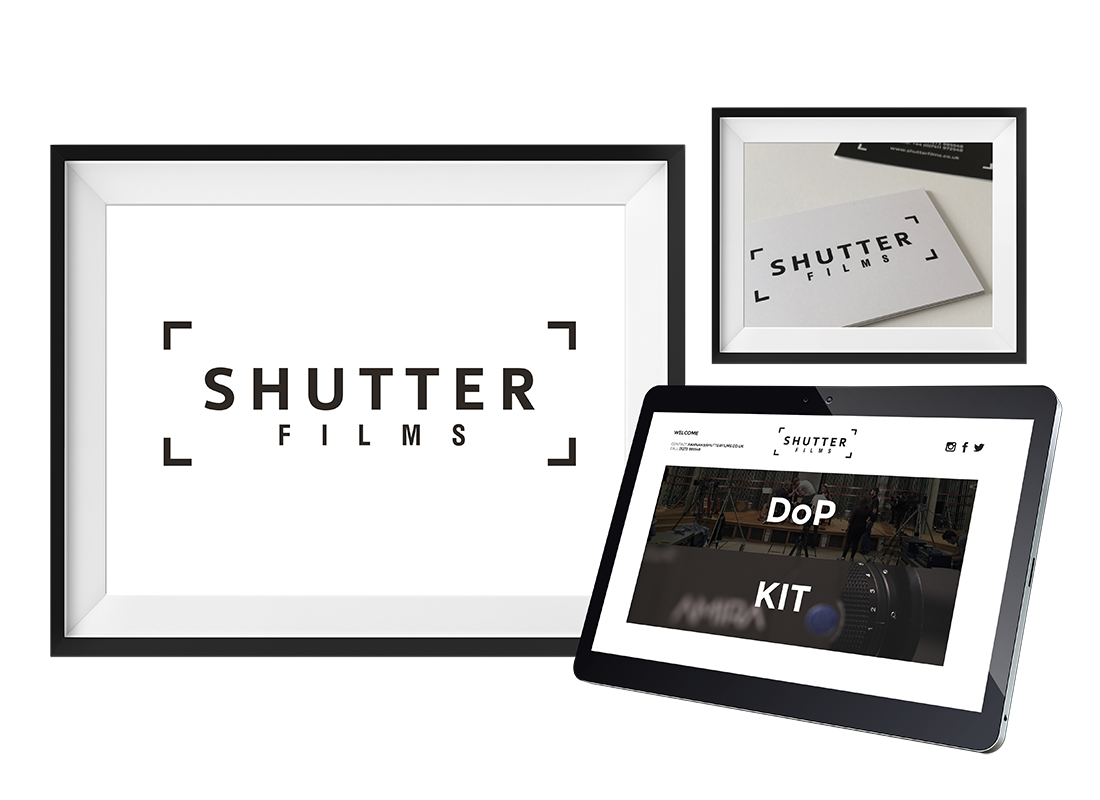 Shutter Films Marketing tools |  Business Cards