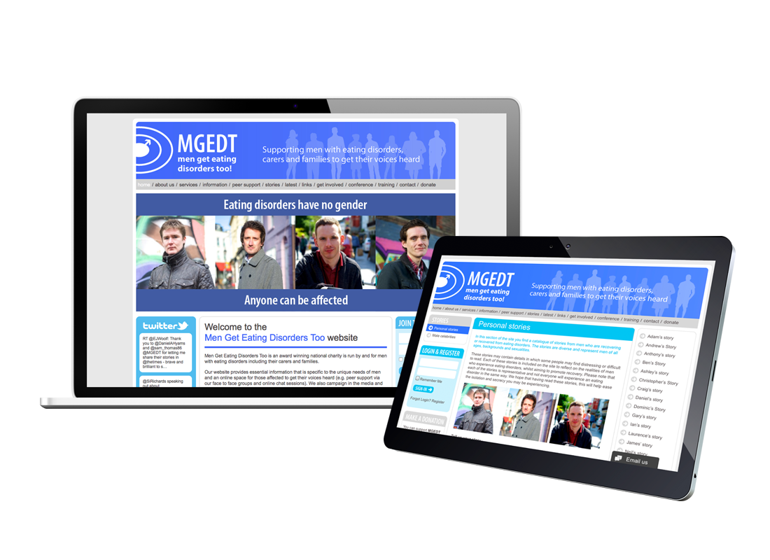 MGEDT Live Chat | Wordpress Development | Online Forums | Site Design