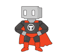 Trigger - The Mascot of Trigger Solutions - Design Agency in Brighton