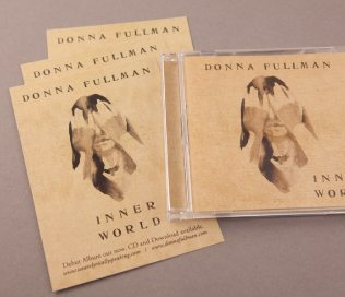Donna Fullman – Singer/Songwriter based in Brighton