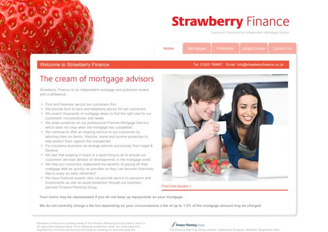 strawberry finance